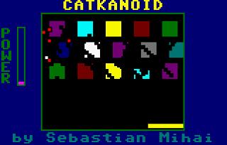 Sebastian Mihai - Atari Lynx development - Catkanoid