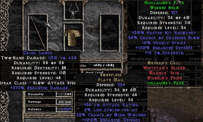 how to get mana regeneration diablo 2 sorceress